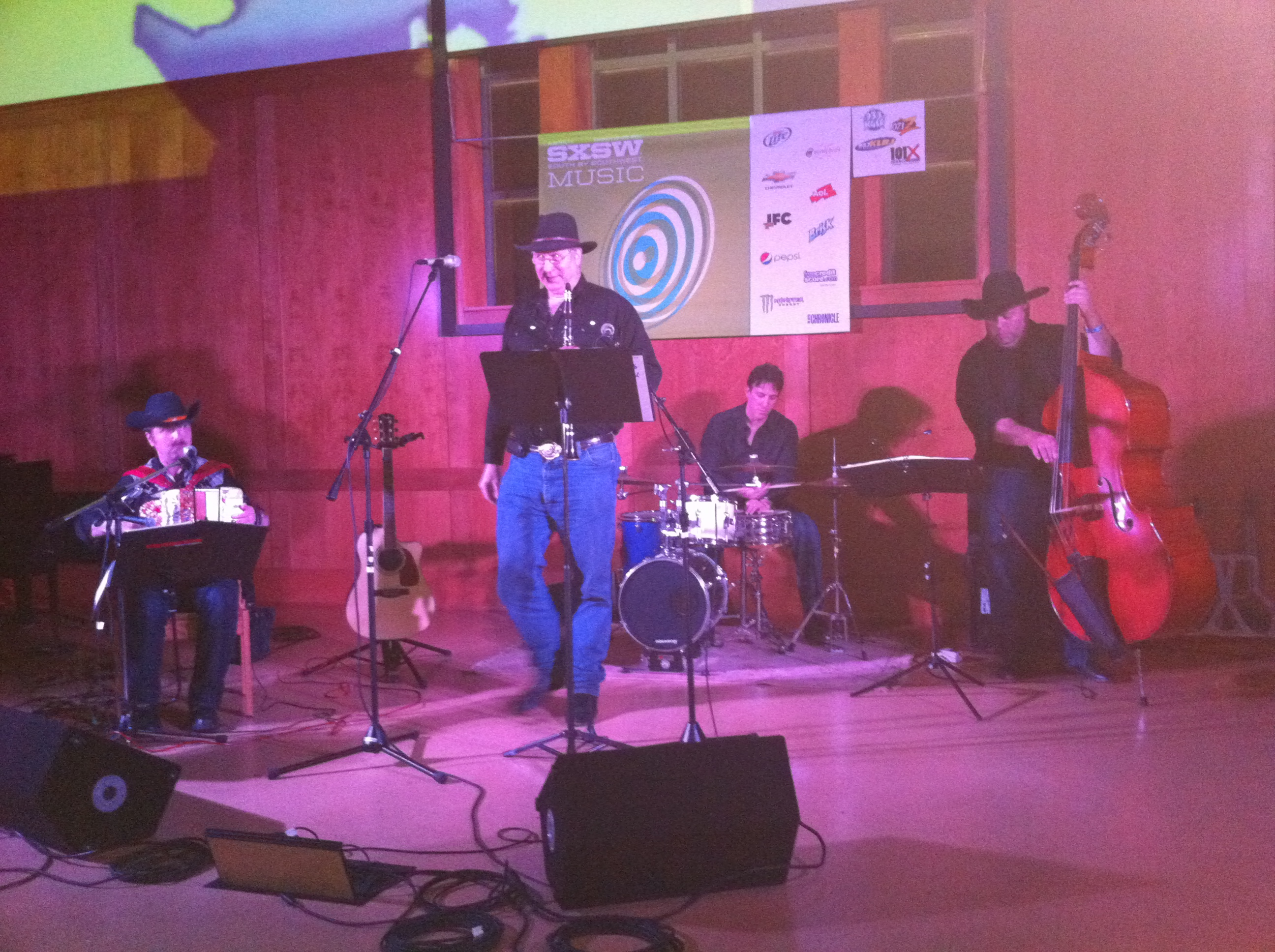Yiddish Cowboys at SXSW