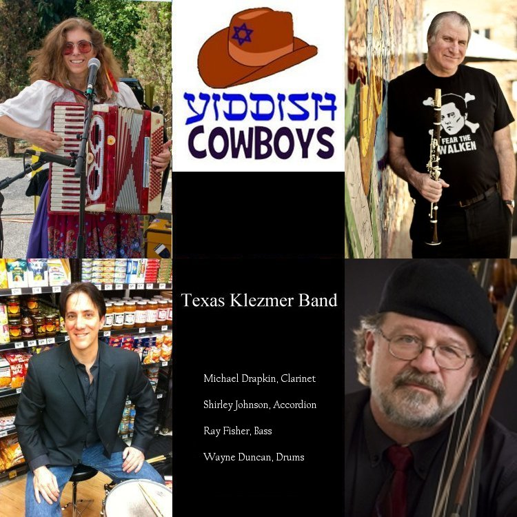 Yiddish Cowboys